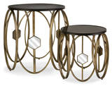 Aurora Accent Tables*