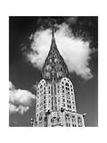 Chrysler Building Cloud