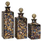Bombay Pixeled Bottle Set