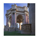 Palace of Fine Arts San Francisco Building
