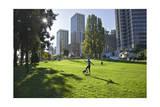 Embarcadero Park San Francisco