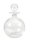 Pearl Glass Decanter