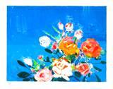 Bouquet de roses I