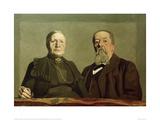 Portait of the Artist's Parents  1902
