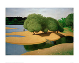 Sandbanks on the Loire