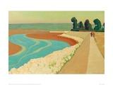 The Embankment of Honfleur