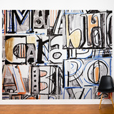 Graffiti Wall Decal
