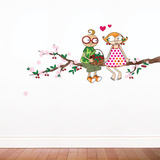 Time of the Cherries Wall Decal