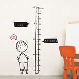 Watch Me Grow! (boy) Wall Decal