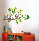 Reading Corner Wall Decal