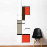 Mondrian Wall Decal