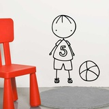 Let's Play Wall Decal