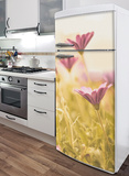 Little Flowers Refrigerator Decal
