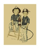 The Firefighters Sons