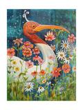 Garden Stork