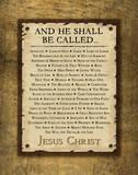 Names of Christ