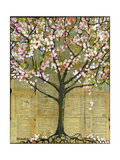 Print Art Lexicon Tree Wall Decor Best Seller