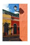 Street Corner  Old San Juan  Puerto Rico