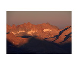 Kaweah Peaks From Mt Whitney Summit