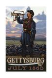 Gettysburg Bugler PAL 965