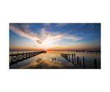 Long Beach Island  NJ Sunset