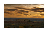 Prairie Wind Overlook Badlands South Dakota