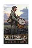 Gettysburg Drummer Boy PAL 984