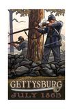 Gettysburg Riflemen PAL 966