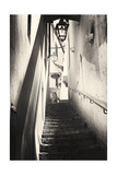 Steps in an Alley  Amalfi  Italy