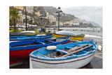 Amalfi Boats  Campania  Italy