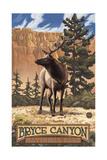 Bryce Canyon Elk PAL1117