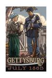 Gettysburg Soldier Drink PAL 985