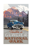 PAl 802 Vacation in Glacier National Park