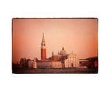 Venice  Italy At Sunset- Photo Illustration
