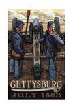 Gettysburg Civil War Cannon PAL 1117