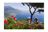 Amalfi Coast Vista at Ravello  Italy