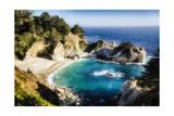 Magical Cove  Big Sur  California