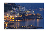 Amalfi Night Scenic Campania  Italy