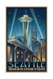 Space Needle Seattle Center Washington Pal 034