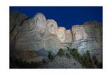Mount Rushmore Nightfall