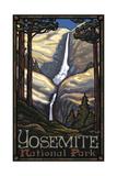 Yosemite Falls PAL 91
