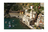 Church In Vernazza