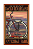 Biking in the Great Smoky Mountains National Park