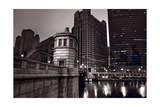 Chicago River Bridgehouse