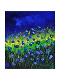 Blue Poppies 674160
