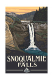 Snoqualmie Falls Lodge Washington Pal 367
