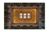 Great Hall Ceiling Library Of Congress