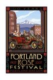 Portland Oregon Rose Festival Pal 704