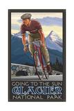 Going To The Sun Highway Glacier National Park Bik