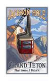 Jackson Hole Tram Pal 048